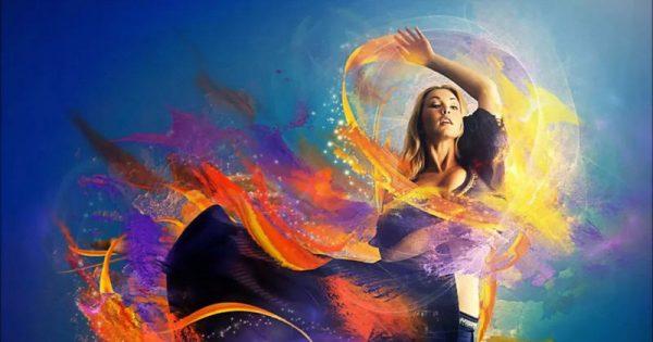 Энергетический танец